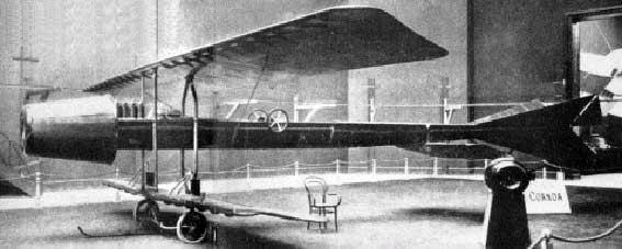 Il Coanda-1910 del mondo, aerei primo getto